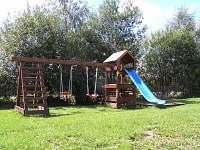 Rekreační domy - rekreační dům k pronájmu - 10 Frymburk
