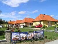 Domy Frymburk - rekreační dům ubytování Frymburk