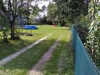 vjezd do zahrady
