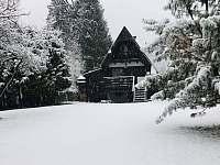 ubytování Skiareál Lipno - Kramolín na chatě k pronajmutí - Loučovice