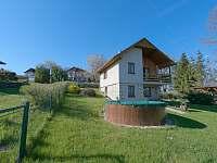 Chata ubytování v obci Drhovice