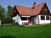 Chaty a chalupy Nový Stříbřecký na chatě k pronajmutí - Chlum u Třeboně