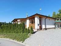 Bungalov Pohoda na Lipně - chata ubytování Lipno nad Vltavou - Kobylnice