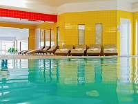 bazén - apartmán k pronajmutí Martinice