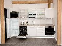kuchyně - pronájem apartmánu Martinice