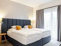 ložnice 2 - apartmán k pronájmu Martinice