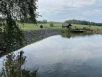 Chata s rybolovem - chata ubytování Chabrovice - 5