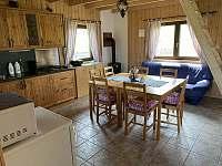 Chata s rybolovem - chata ubytování Chabrovice - 9