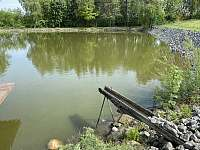 Chata s rybolovem - chata k pronájmu - 6 Chabrovice