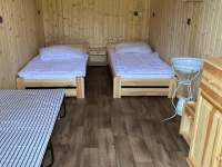 Menší chata - Chabrovice