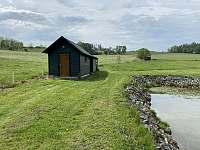Menší chata - pronájem Chabrovice