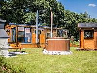 Wellness-vagon - chatky - 16 Chlum u Třeboně