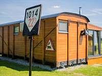 Wellness-vagon - pronájem chatek - 25 Chlum u Třeboně
