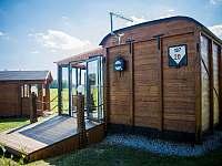 Wellness-vagon - chatky k pronajmutí - 30 Chlum u Třeboně