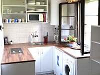 Kuchyňská linka - chata ubytování Ounuz