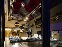 Wellness Rock Live - apartmán ubytování Jindřichův Hradec