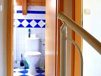 Apartmán Bakarloko Eli - koulena/ záchod - k pronájmu Lipno nad Vltavou
