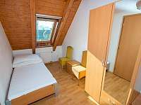 Apartmán Bakarloko Eli - ložnice 5 - k pronájmu Lipno nad Vltavou