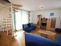 Apartmán Bakarloko Eli - obývák 3 - Lipno nad Vltavou