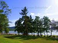 Apartmán Bakarloko Eli - výhled jezero - ubytování Lipno nad Vltavou