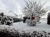 v zimě - Pištín