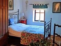 Babičin pokoj 1 lůžkový průchozí- objekt 2 - Brloh - Kovářov