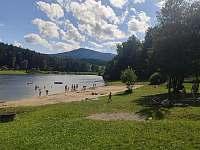 Rybník Ktiš - 6 km - pronájem chalupy Brloh - Kovářov