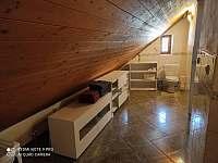Koupelna 2 - apartmán k pronájmu Horní Chrášťany