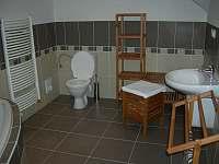 Koupelna en-suite - vila k pronajmutí Lipno nad Vltavou