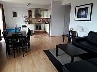 Kuchynka apartman - vila ubytování Lipno nad Vltavou