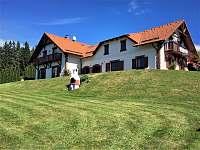 Vila ubytování v Lipně nad Vltavou
