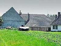 ubytování Stará Hlína Chalupa k pronájmu