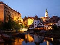 Český Krumlov - Lipno nad Vltavou - Kobylnice