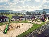 dětské hřiště - chalupa k pronajmutí Lipno nad Vltavou - Kobylnice