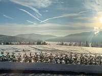 dobré ráno - pronájem chalupy Lipno nad Vltavou - Kobylnice