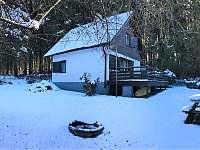 Lipno chata - ubytování Kovářov