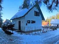 Lipno chata Kovářov - k pronájmu