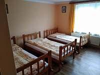 ložnice v patře - Vlčeves