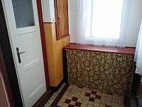 veranda - chalupa ubytování Vlčeves
