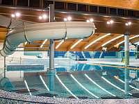 Aquapark Frymburk - rekreační dům k pronájmu Rožmberk nad Vltavou