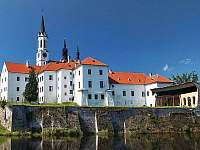 Cisterciácký klášter Vyšší Brod - Rožmberk nad Vltavou