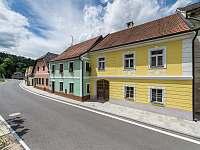Rožmberk nad Vlt. léto 2021 ubytování