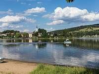 Lipno - Frymburk - Rožmberk nad Vltavou