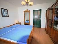 přízemí - ložnice č.1 - Dlouhá Lhota