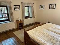 Apartmán č. 4 - ubytování Rožmberk nad Vltavou