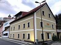 Apartmánový dům - Rožmberk nad Vltavou