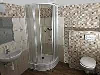 Koupelna apartmán 4 - k pronájmu Rožmberk nad Vltavou