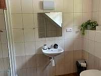 Koupelna apartmán 4 a 5 - k pronájmu Rožmberk nad Vltavou
