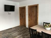 Apartmán 1 - k pronájmu Přeseka