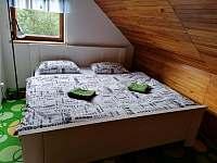 Dvoulůžkový pokoj 2 - chata k pronájmu Břehov u Českých Budějovic